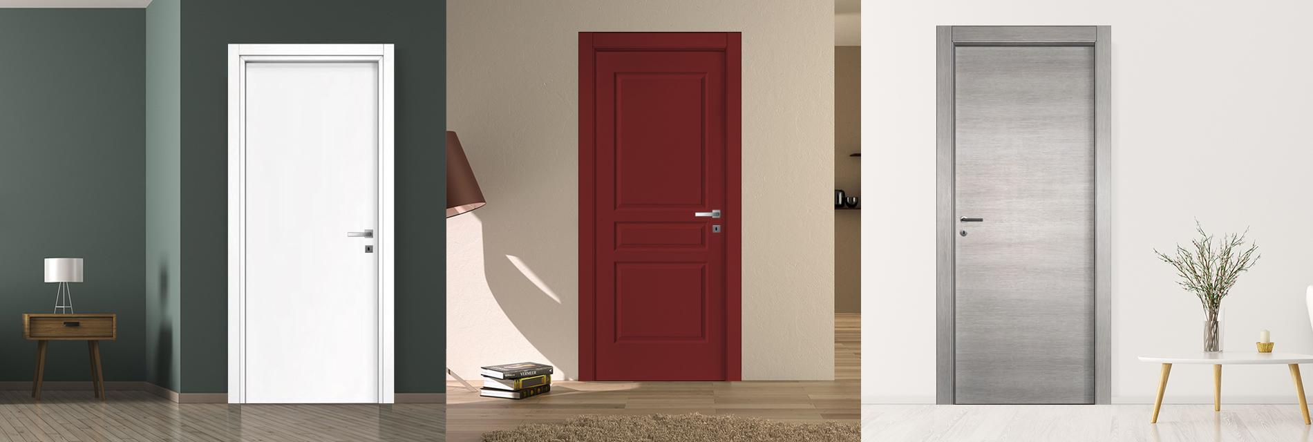 Porte Da Interno Colorate scopri le porte in offerta di porte store modello porte a