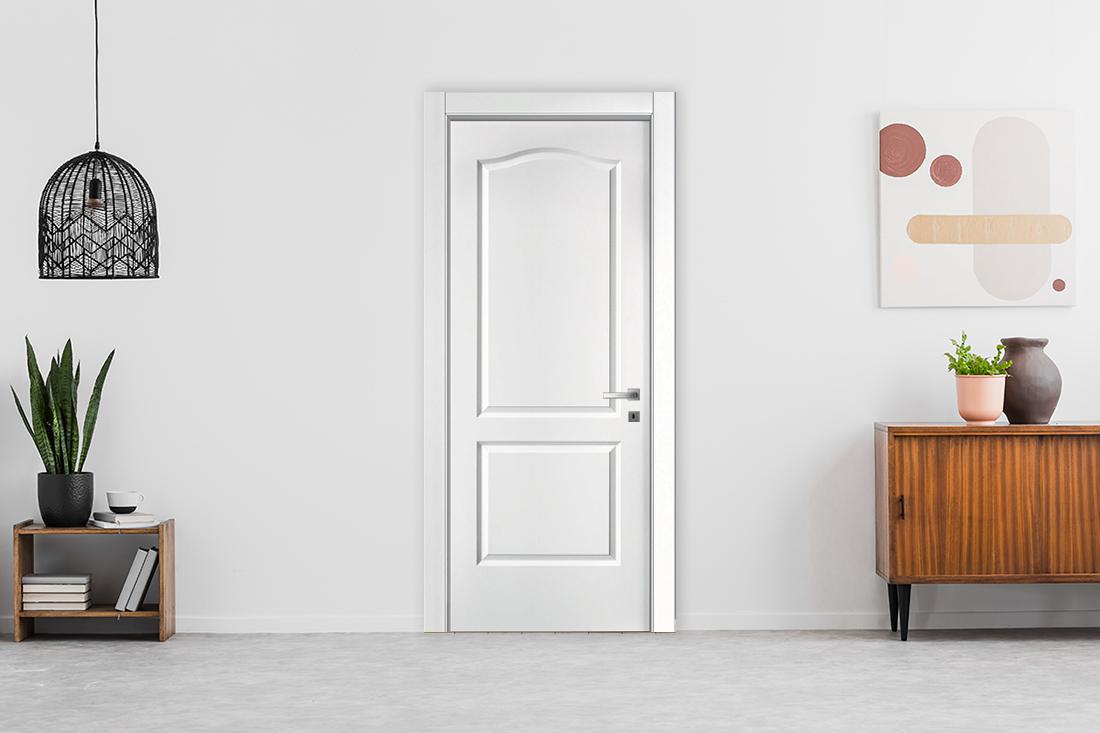 Verniciare Porte Interne Bianche le porte interne della collezione flat: cosa bisogna sapere