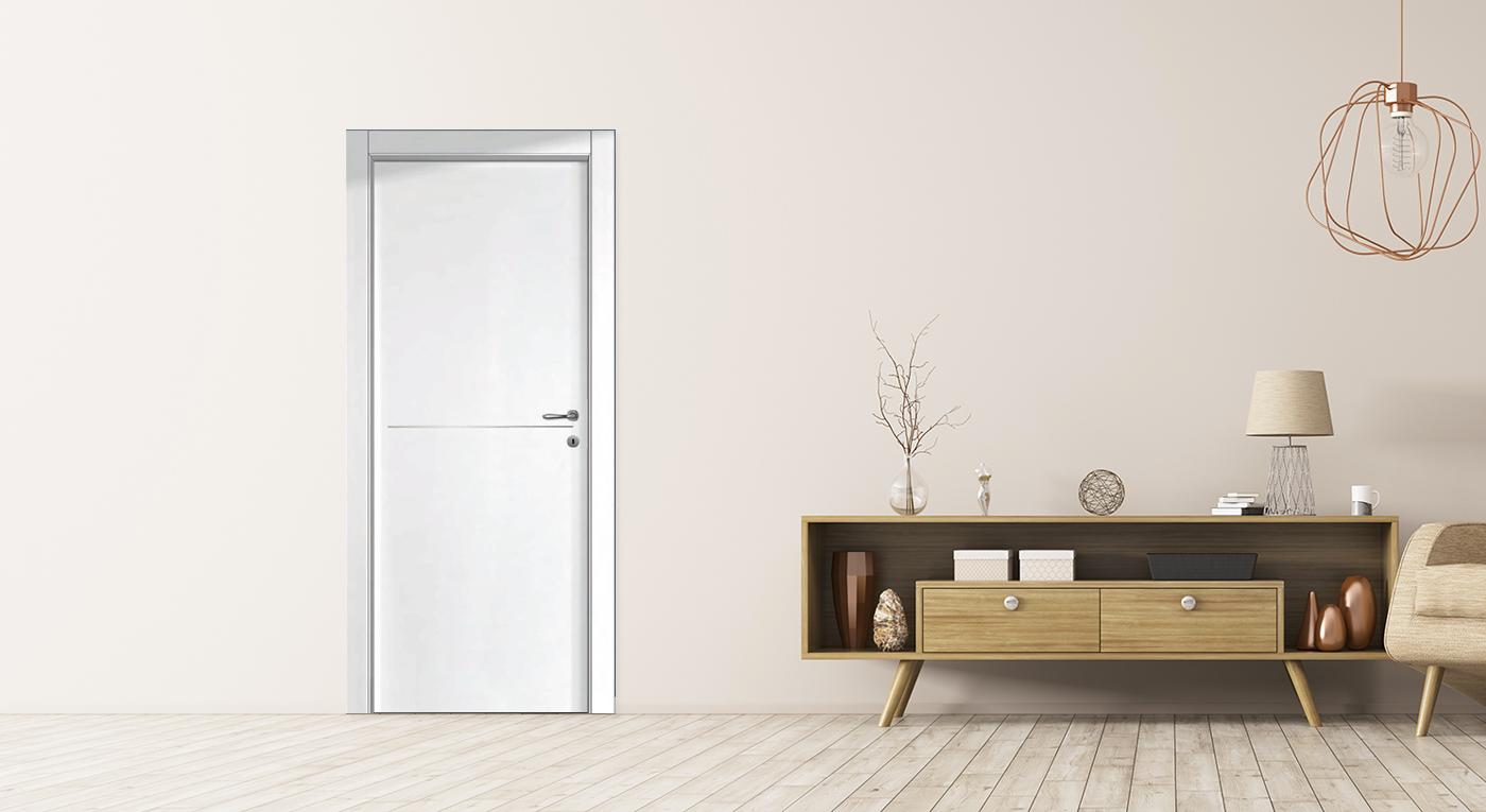 Porte bianche moderne da interno - Porte interne PorteStore