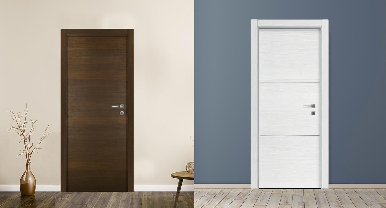 Come Rivestire Le Porte scopri le porte interne della collezione touch