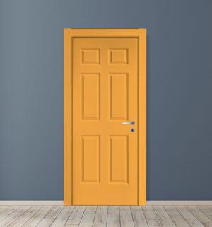 Porte per interni Holly Giallo Zafferano
