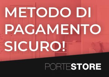pagamento sicuro Porte Store