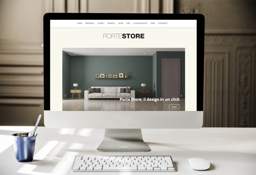 Porte Store - e-commerce porte interne