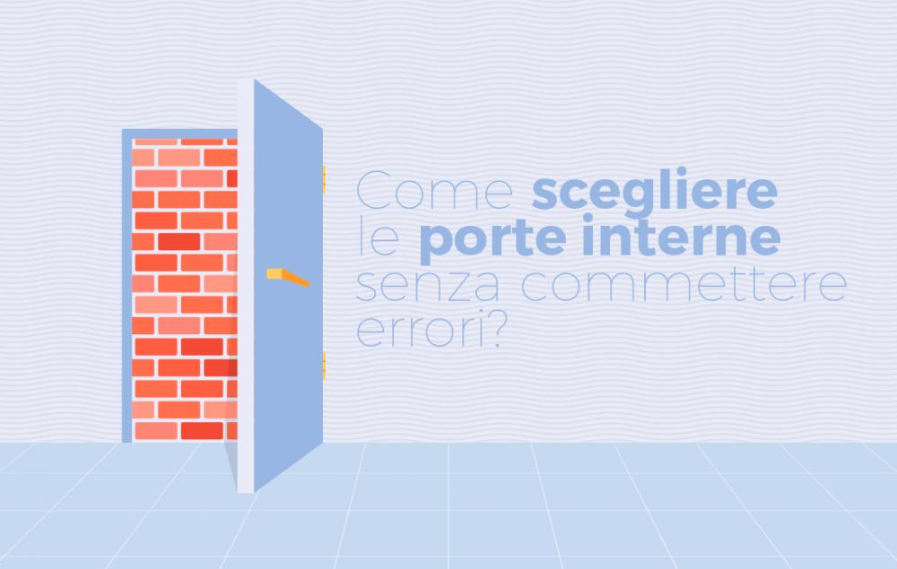 Come scegliere le porte interne senza commettere errori?
